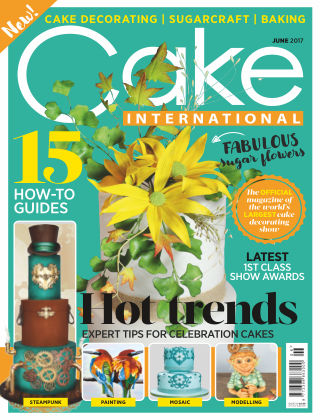 Cake International May 2017