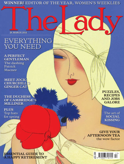 The Lady March 28, 2014 00:00