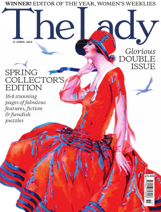 The Lady 11th April 2014