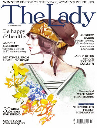 The Lady 14th March 2014