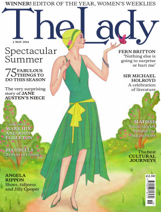 The Lady 2nd May 2014