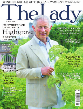 The Lady 9th May 2014