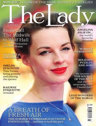 The Lady 23rd May 2014