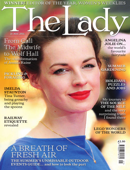 The Lady May 23, 2014 00:00