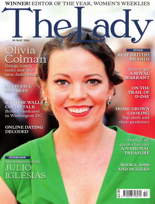 The Lady 30th May 2014