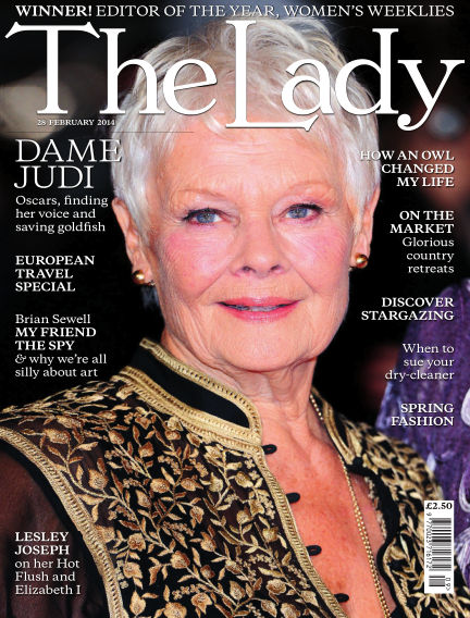 The Lady February 28, 2014 00:00