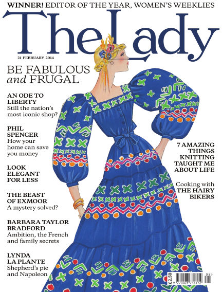The Lady February 21, 2014 00:00