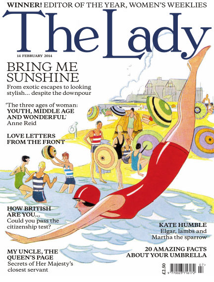 The Lady February 14, 2014 00:00