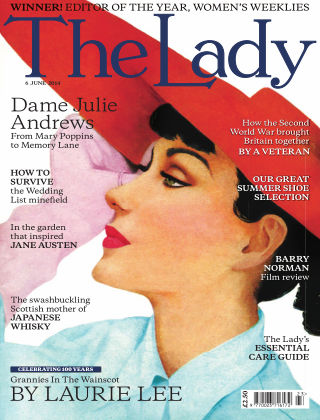The Lady 6th June 2014