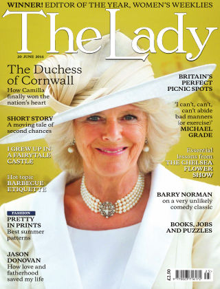 The Lady 20th June 2014