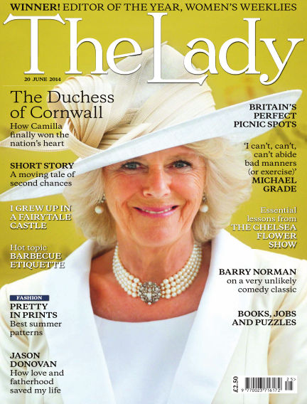 The Lady June 20, 2014 00:00