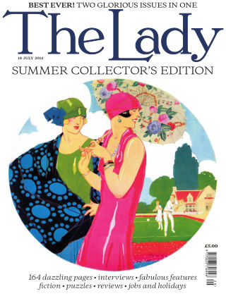 The Lady 18th July 2014