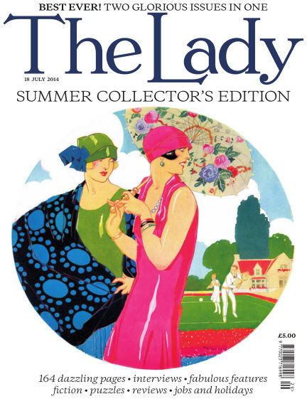 The Lady July 18, 2014 00:00