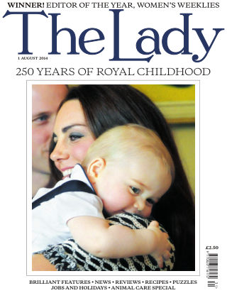 The Lady 1st August 2014