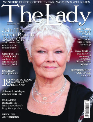 The Lady 15 August 2015
