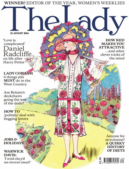 The Lady August 22, 2014 00:00