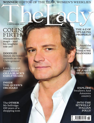 The Lady 5th September 2014