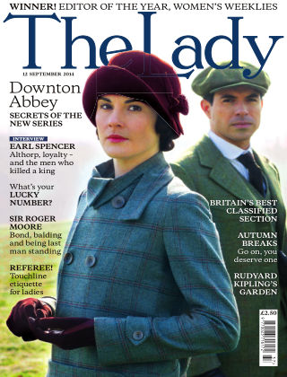 The Lady 12th September 2014