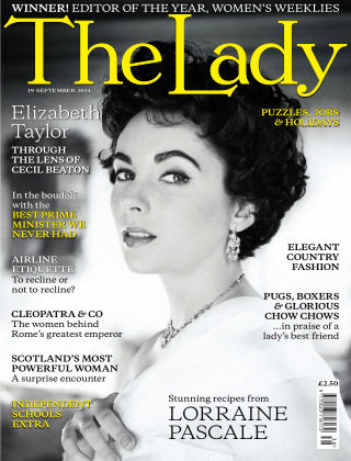 The Lady 19th September 2014