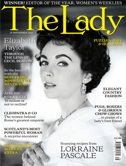 The Lady September 19, 2014 00:00