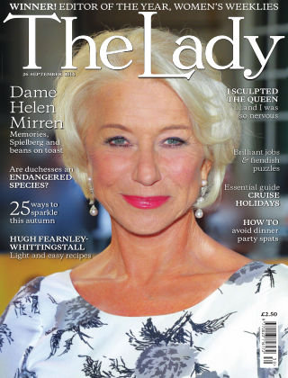 The Lady 26th September 2014