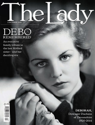 The Lady 3rd October 2014