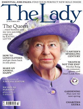 The Lady 24th October 2014