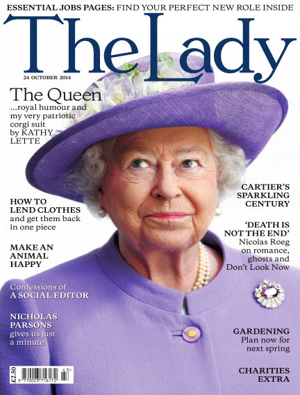 The Lady October 24, 2014 00:00