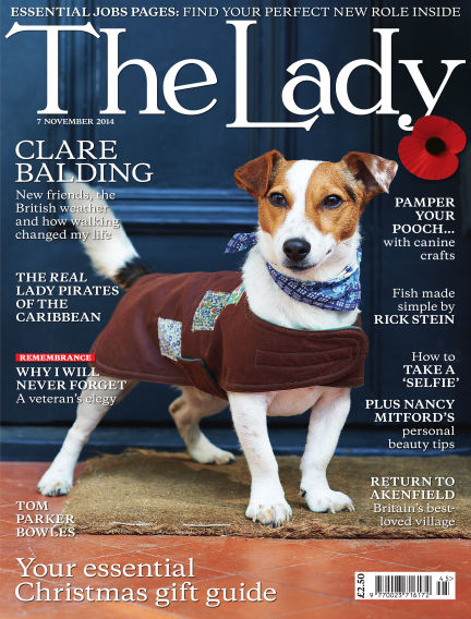 The Lady November 07, 2014 00:00