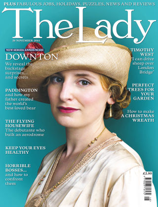 The Lady 28th November 2014