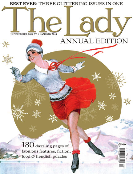 The Lady December 12, 2014 00:00