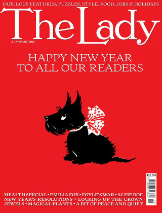The Lady 2nd January 2015