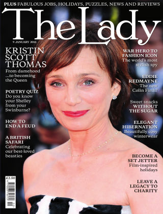 The Lady 9th January 2015