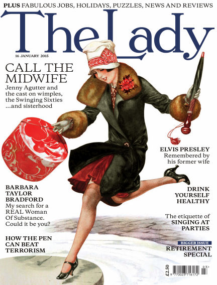 The Lady January 16, 2015 00:00