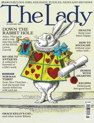 The Lady 30th January 2015