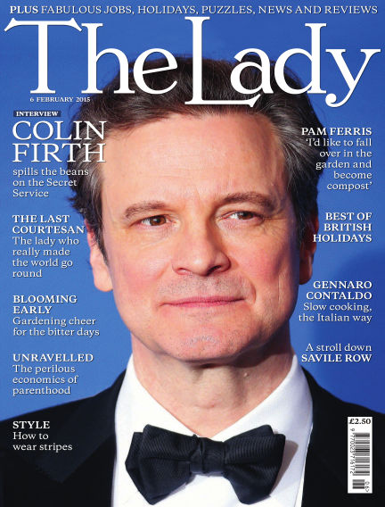 The Lady February 06, 2015 00:00