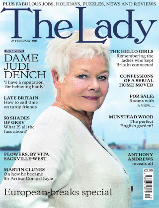 The Lady 27th February 2015