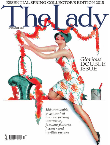 The Lady March 27, 2015 00:00