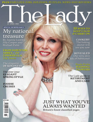 The Lady 7th April 2015