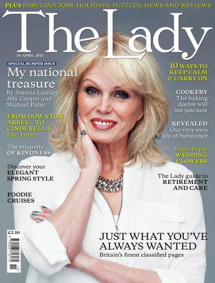 The Lady April 10, 2015 00:00