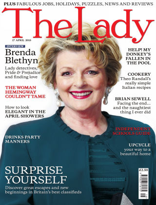 The Lady 15th April 2015