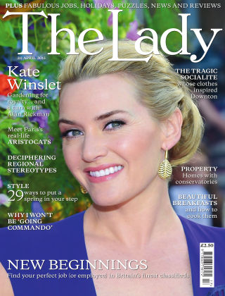 The Lady 22nd April 2015