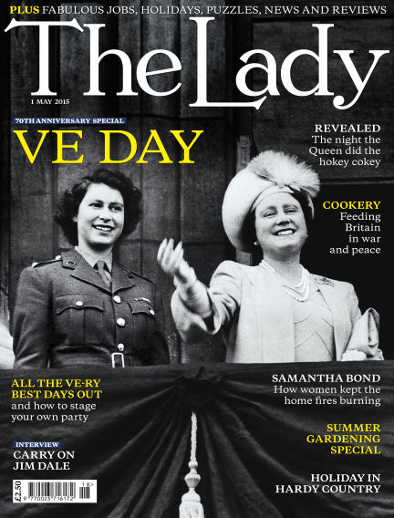 The Lady May 01, 2015 00:00