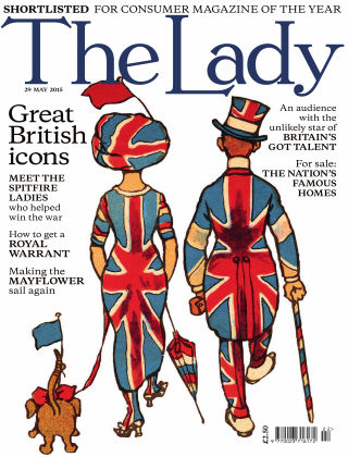 The Lady 29th May 2015