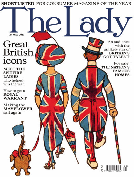 The Lady May 29, 2015 00:00