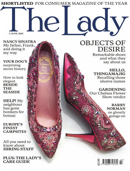 The Lady June 05, 2015 00:00