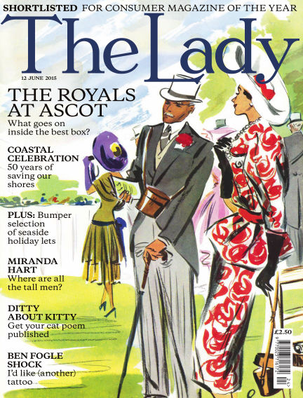The Lady June 12, 2015 00:00