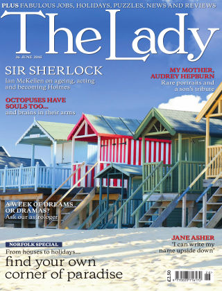 The Lady 26th June 2015