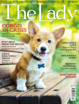 The Lady 17th July 2015