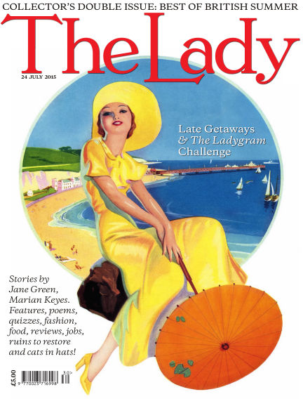 The Lady July 24, 2015 00:00